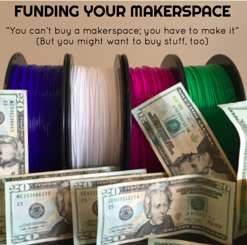 funding your makerspace header
