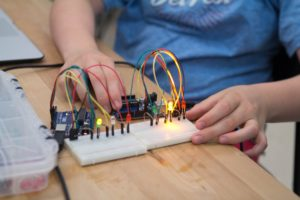 arduino multiple leds traffic lights