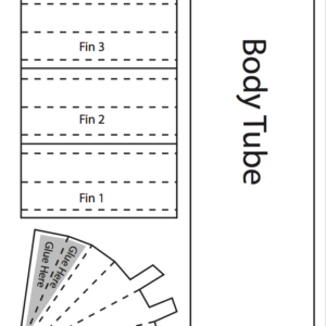 paper stomp rocket template - maker rubric pdf blueprint by digital harbor foundation