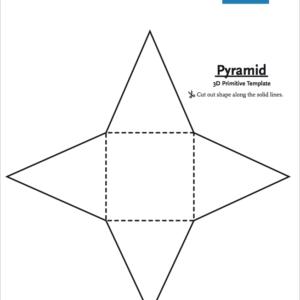 pyramid primitve