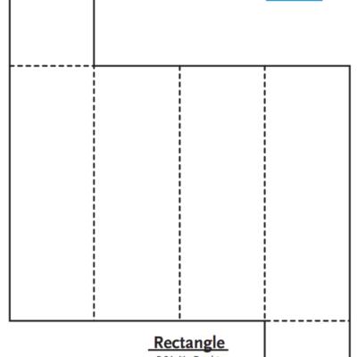 rectangle primitive template
